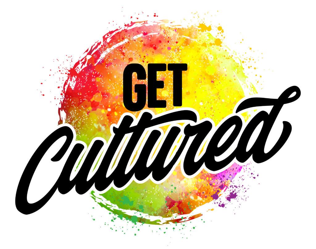 Get Cultured Podcast Logo