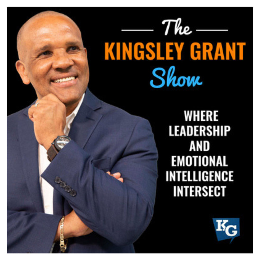 The Kingsley Grant Show Caribbean Podcast