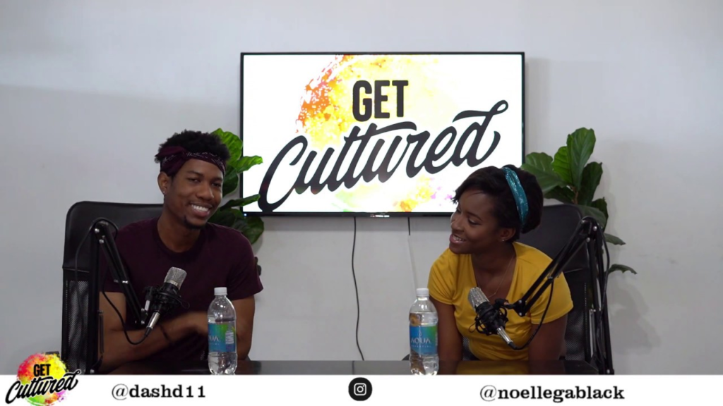 Get Cultured Podcast with Noelle Black and Damani of Friday Night Cru