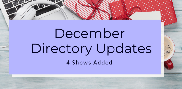 December Caribbean Podcast Directory Updates