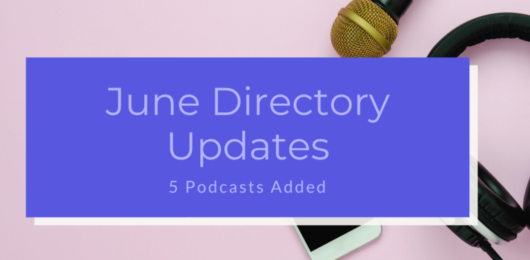 Caribbean Podcast Directory June Updates