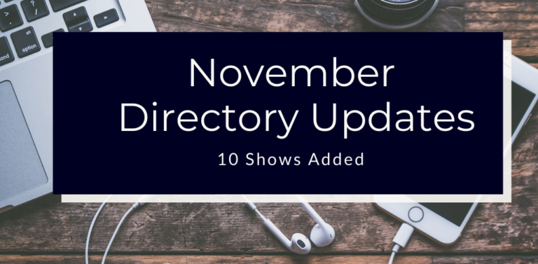 Caribbean Podcast Directory November shows added