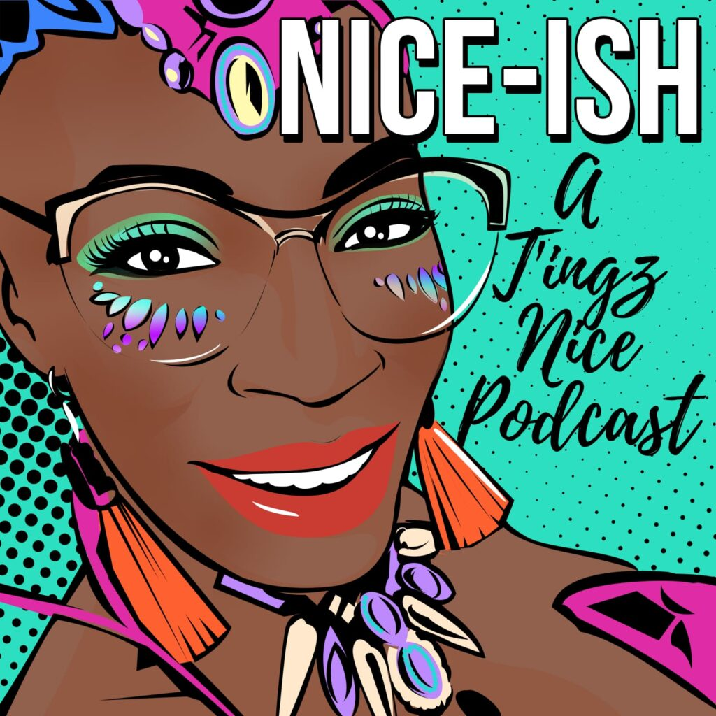 The Tingz Nice Podcast with Shamair  Todman