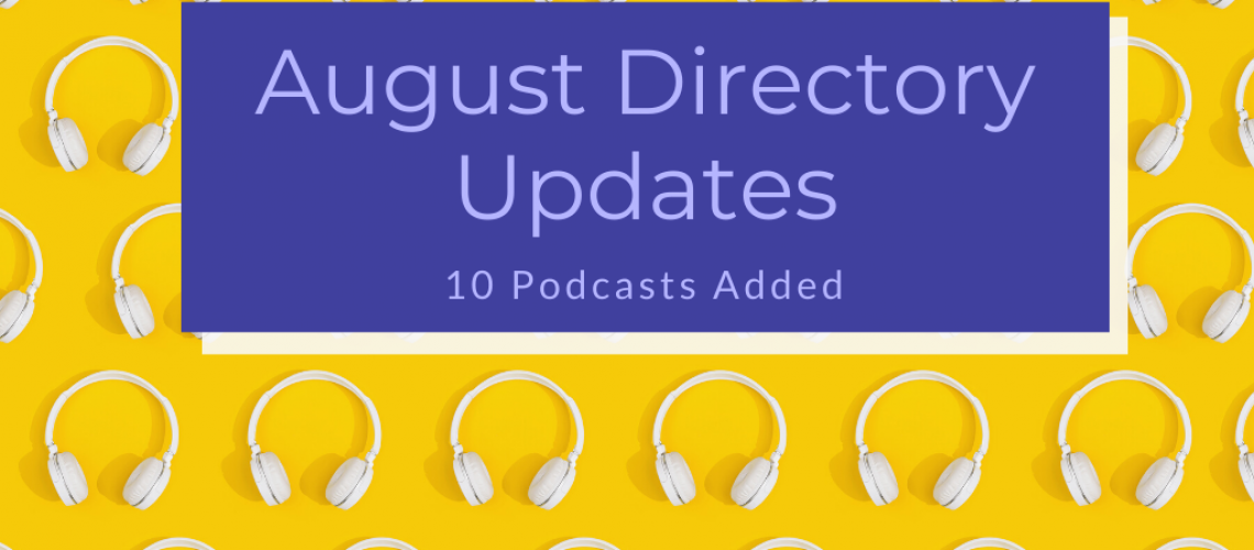 Caribbean Podcast Directory August 2020 Updates