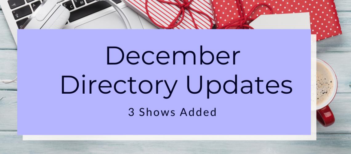 Caribbean Podcast Directory December 2020 Updates