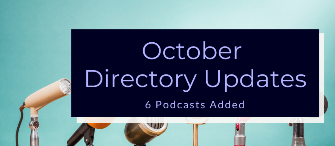Caribbean Podcast Directory October Directory Updates