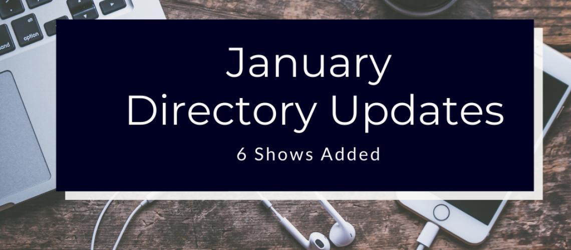 January Caribbean Podcast Directory Updates