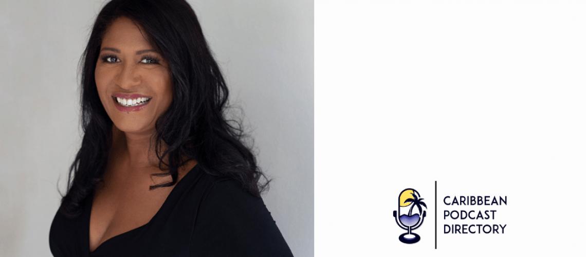 Janice Sutherland Podcaster Spotlight - Caribbean Podcast Directory (final)