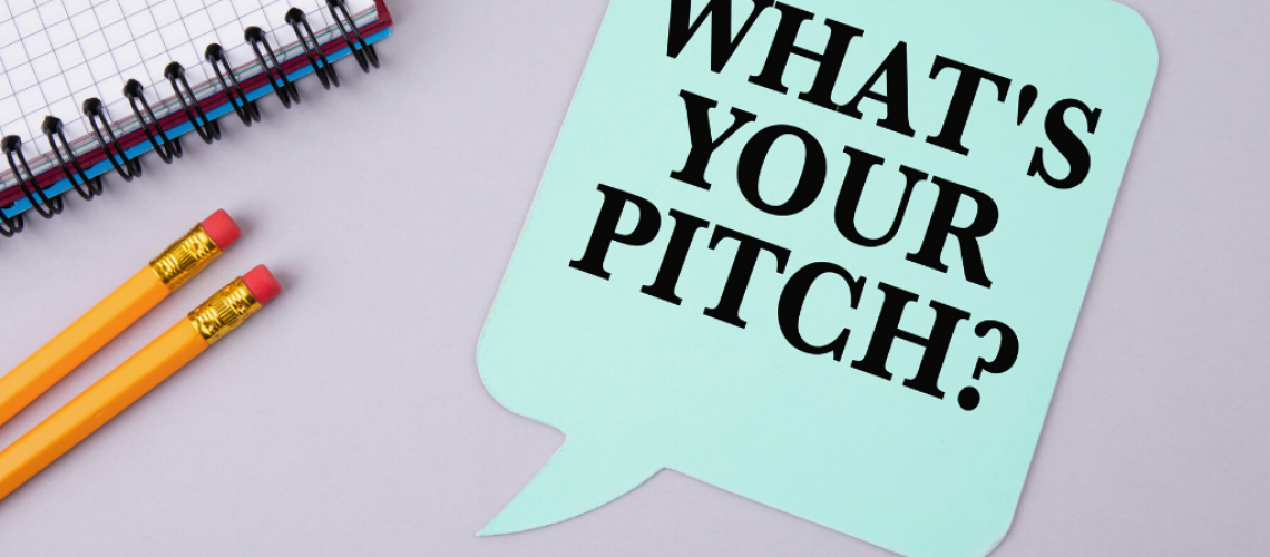 how to build a podcast pitch deck