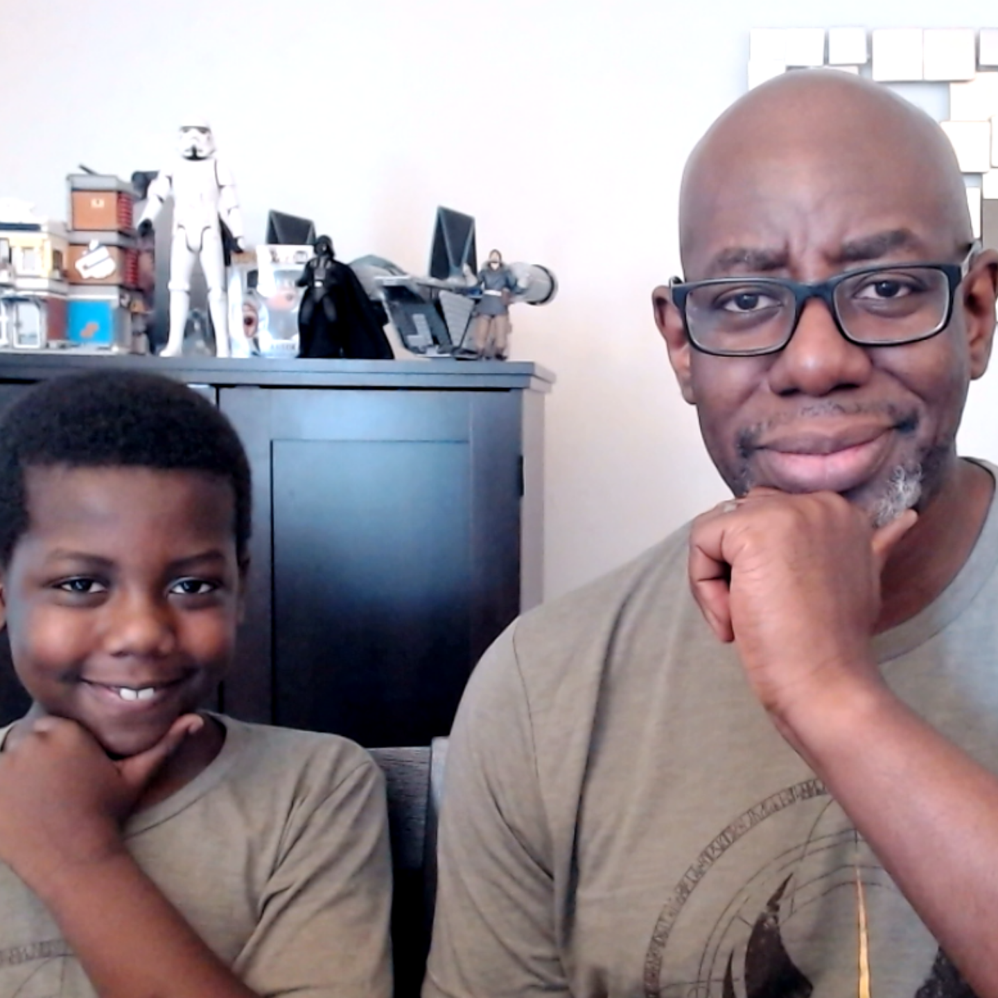 Father and Son: A Star Wars Podcast